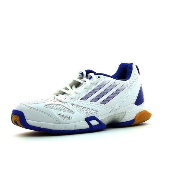 meet c2a14 2c115 Adidas performance - Chaussures de tennis Feather team W - pas cher Achat   Vente  Chaussures squash - RueDuCommerce