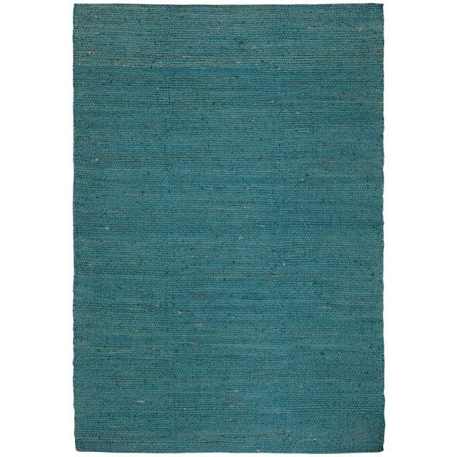 Vivaraise Tapis uni Jarod Vert de Gris 200 x 300 cm