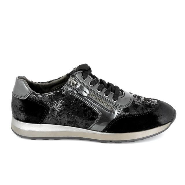 Jana Sneakers 23602 Noir
