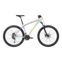 Felt - Vélo Vtt Dispatch 7 / 60 blanc gris mate turquoise