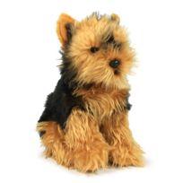 Anna Club Plush - Anna Club - Peluche Yorkshire Terrier 23 Cm
