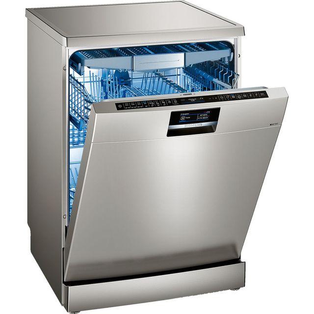 Siemens lave-vaisselle 60cm 13 couverts a+++ zéolite pose-libre inox - sn278i26te