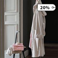 La Perla - Peignoir Adone Blanc
