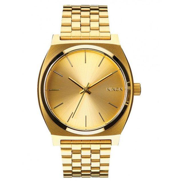 Montre Time Teller All Gold Gold