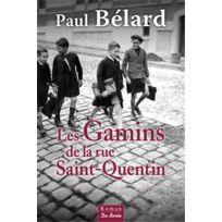 De Boree - les gamins de la rue Saint-Quentin