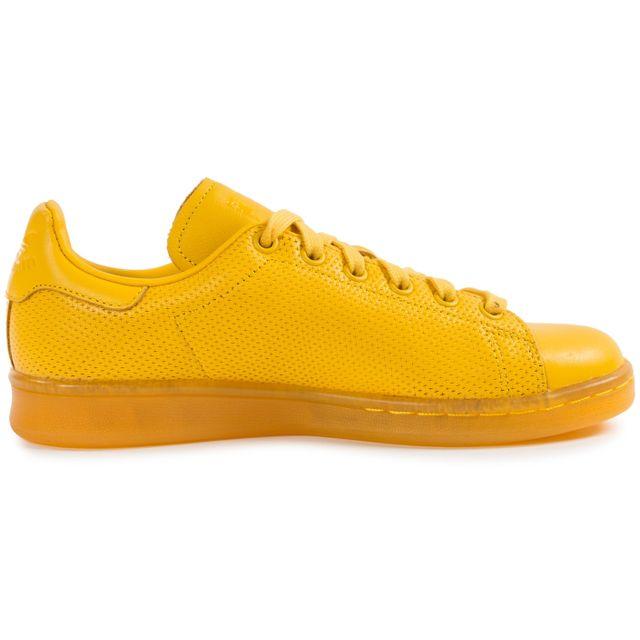 Adidas originals Stan Smith Adicolor W Jaune pas cher