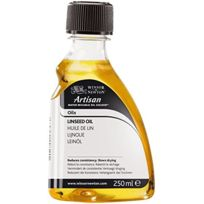 Winsor & Newton - Winsor Newton Artisan &250 Ml Pour MÉLANGE Eau-huile De Lin Taille Moyenne