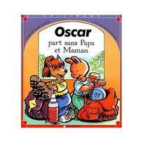 Calligrammes - Oscar part sans papa et maman à la montagne