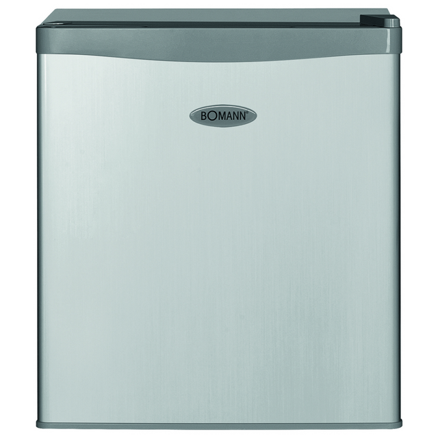 Bomann Réfrigérateur 70 W 30 L argenté Gb 388