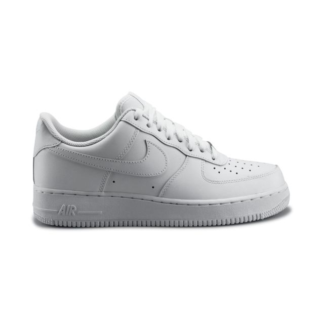 Nike Baskets Air Force 1 Low '07 Blanc pas cher Achat