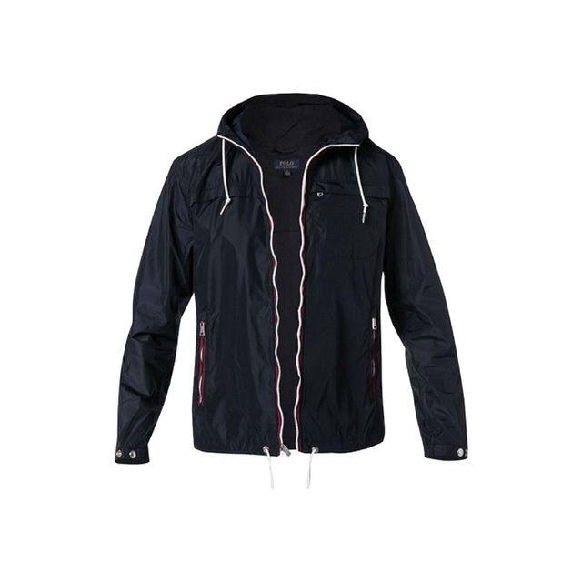 Polo Ralph Lauren - Coupe Vent Bentonanorak Lined - pas cher Achat   Vente  Blouson homme - RueDuCommerce d09a2fcabcb3