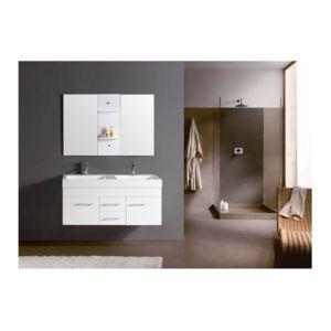 Rocambolesk magnifique meuble salle de bain ch ne for Meuble salle de bain 2 vasques pas cher