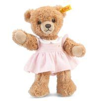Steiff - 239526 - Doudou - Ours Dors Bien - Rose