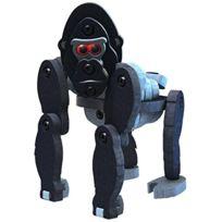 Bloco - 34007 - Jeu De Construction - Le Gorille