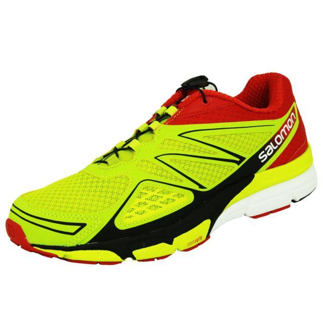 Trail Jaune De Homme Course Scream Salomon X 3d Chaussures Running w8yvmNn0O