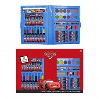 Cars - Coloriage - Malette 53 pièces pour enfant