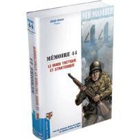 Days Of Wonder - Jeux de société - Mémoire 44 - Le Guide Tactique et Stratégique