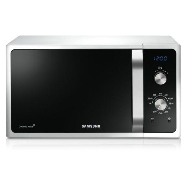 Samsung Micro-onde grill MG28F303EAW