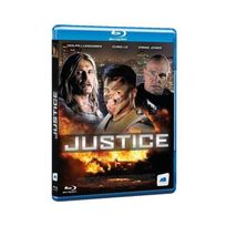 Aurora - Justice Blu-ray