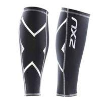 2XU - Collants Compression Calf Guard Lycra noir