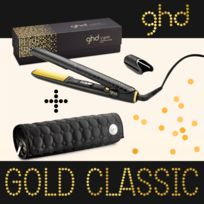 Ghd - Lisseur Styler classic gold avec pochette thermoresistante 2014