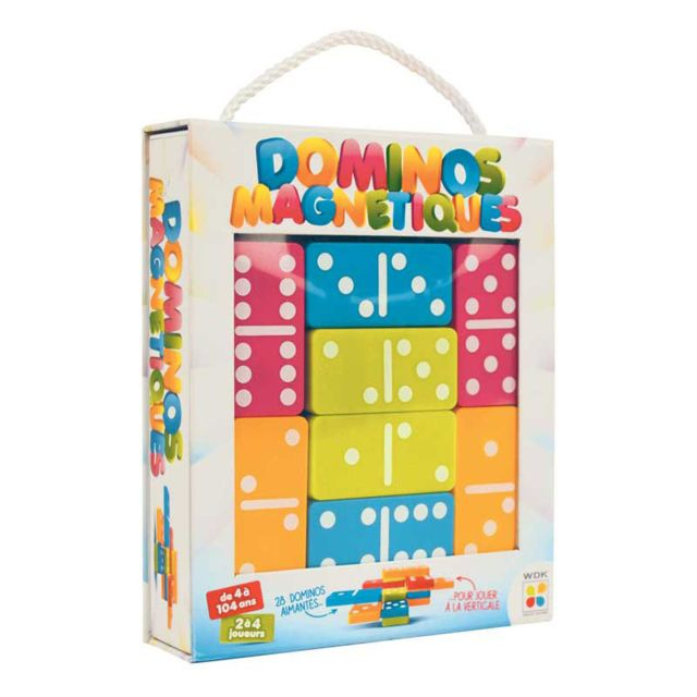 Wdk Partner - Magnetic Domino