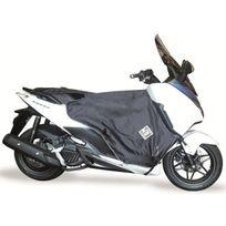 Tucano Urbano - Surtablier Scooter ou Moto Adaptable R176 Noir