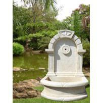 Fontaine Jardin Pierre Reconstituee Bientot Les Soldes Fontaine