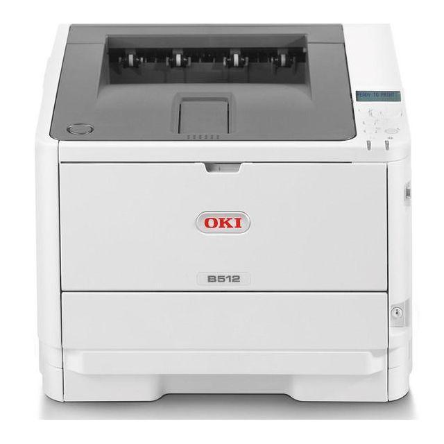Oki Imprimante Laser B512dn Usb/LAN