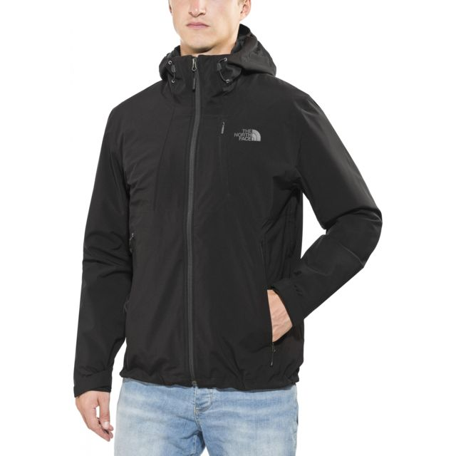 53796d92cd The north face - The North Face ThermoBall Triclimate - Veste Homme - noir