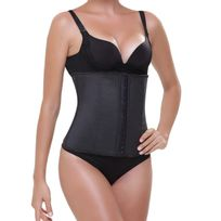 Intimax - Corset Latex Appearance Noir