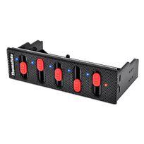 Rheobus 5 25 4 Canaux Ecran Tactile 2x Ports Usb