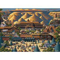 Master Pieces - Puzzle 1000 pièces - Grand Canyon