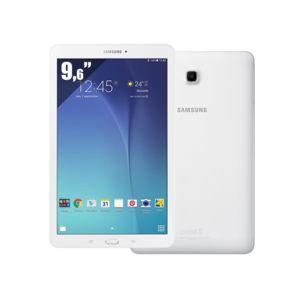 Samsung - Galaxy Tab E - 9,6'' - 8 Go - 3G - Blanc