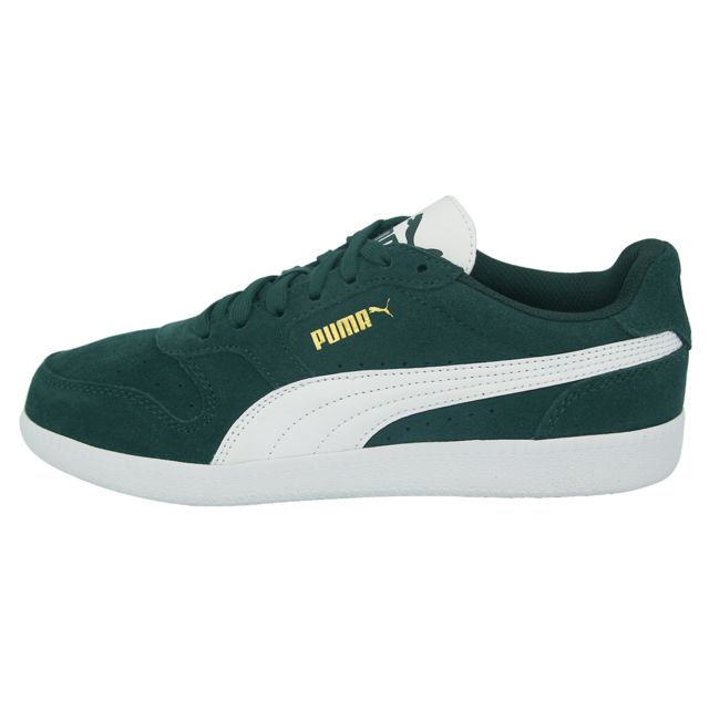 Puma Icra Training Chaussures Mode Sneakers Homme Cuir