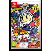 KONAMI - Super Bomberman R - Switch