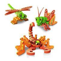 Bloco - Jeu De Construction Scorpions Et Insectes