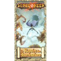 Ubik - Jeux de société - Dungeoneer : Le Repaire Des Abominations