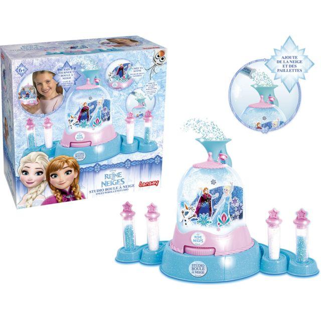 Lansay La Reine des Neiges - Studio Boule à Neige