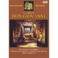 Disques Dom - Don Giovanni - Dvd - Edition simple
