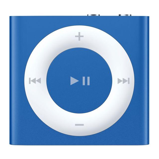 destockage apple ipod shuffle 2go bleu pas cher achat vente mp3 rueducommerce. Black Bedroom Furniture Sets. Home Design Ideas