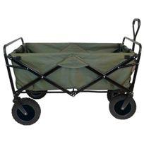 Ak Sport - 0737003 - Remorque - Chariot Pliable - Vert