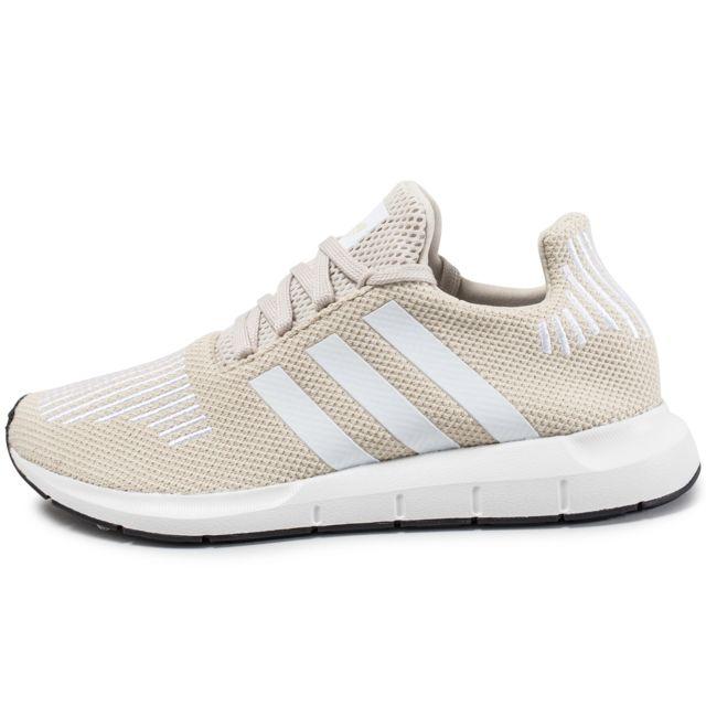 Adidas originals Swift Run W Beige 41 13 pas cher Achat