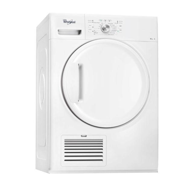 Whirlpool Sèche-linge à condensation DDLX80114