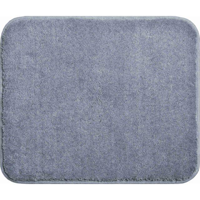 esh equipement tapis de salle de bain fantastic gris 50 x 60 cm 60cm x 50cm pas cher achat. Black Bedroom Furniture Sets. Home Design Ideas