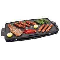 Marque Generique - Grill électrique 2200W - Plancha plaque de cuisson sans matiere grasses