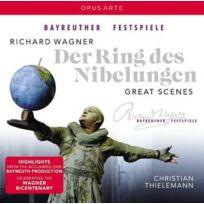 Opus Arte - Richard Wagner - La Tétralogie, les grandes scènes