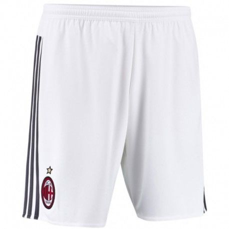 b0b9a2bd410a6 Adidas originals - Acm H Sho Blc - Short Football Ac Milan Homme Adidas  Multicouleur - pas cher Achat   Vente Chaussures foot - RueDuCommerce