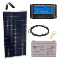 batterie solaire discount