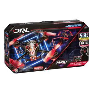 NIKKO - AIR - Drone de course Elite Racer 220 FPV PRO - 5,8 GHz- 22608